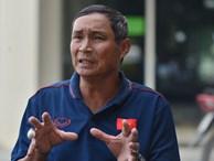 HLV Mai Đức Chung: 'Sẽ không có chuyện cầu thủ của tôi tự ý liên hệ Đức Giang lấy tiền'