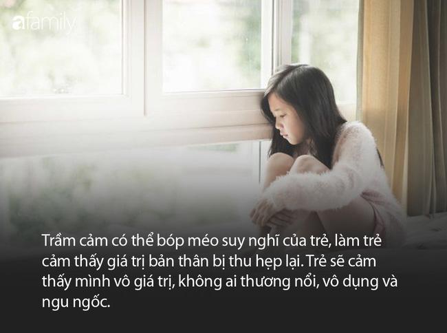 Câu chuyện của đứa con đã bị trầm cảm tới 10 năm nhưng mẹ không hề hay biết khiến các phụ huynh giật mình-1