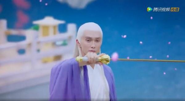 Tam sinh tam thế Chẩm thượng thư: Địch Lệ Nhiệt Ba khóc cũng đẹp mê hồn, nam phụ ngầu như Lý Dịch Phong-1
