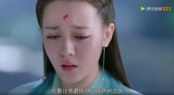 Tam sinh tam thế Chẩm thượng thư: Địch Lệ Nhiệt Ba khóc cũng đẹp mê hồn, nam phụ ngầu như Lý Dịch Phong-2