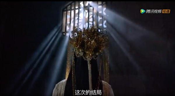Tam sinh tam thế Chẩm thượng thư: Địch Lệ Nhiệt Ba khóc cũng đẹp mê hồn, nam phụ ngầu như Lý Dịch Phong-5