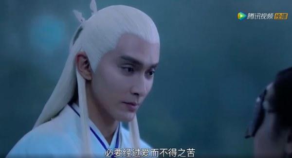 Tam sinh tam thế Chẩm thượng thư: Địch Lệ Nhiệt Ba khóc cũng đẹp mê hồn, nam phụ ngầu như Lý Dịch Phong-7