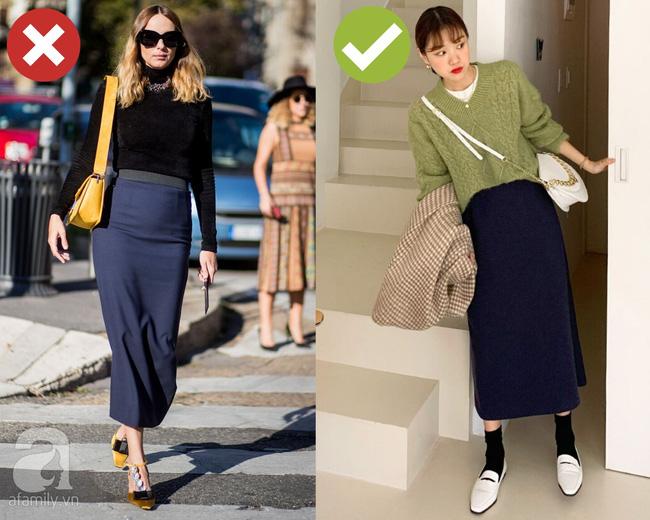 Chống chỉ định mắc 3 lỗi diện chân váy này khi đi chúc Tết bởi nếu không bị dìm dáng, bạn cũng trở nên kém duyên hết sức-2