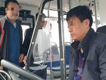 Tài xế xe buýt Hà Nội bị phạt 17 triệu do
