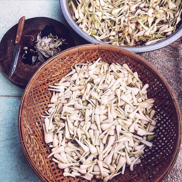 Bánh tét, thịt kho tàu và hương vị Tết cổ truyền miền Trung-4