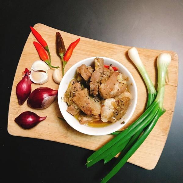 Bánh tét, thịt kho tàu và hương vị Tết cổ truyền miền Trung-8
