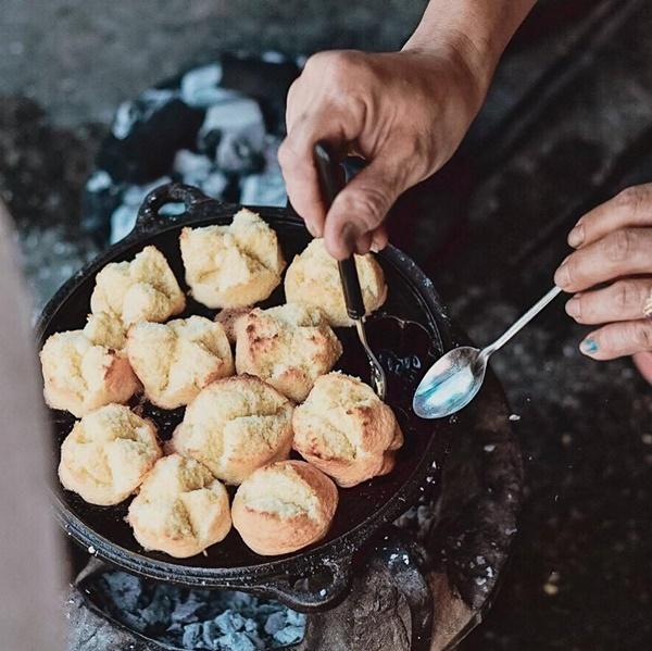 Bánh tét, thịt kho tàu và hương vị Tết cổ truyền miền Trung-14