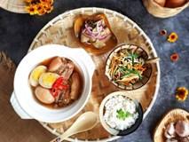 Bánh tét, thịt kho tàu và hương vị Tết cổ truyền miền Trung