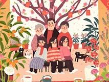 15 bài thơ chúc Tết dễ nhớ dễ thuộc, cha mẹ hãy dạy bé để năm mới thêm may mắn và tràn đầy tươi vui