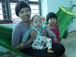 Mẹ con Bình An sau 1 năm thực hiện ca mổ ngồi bắt thai-6