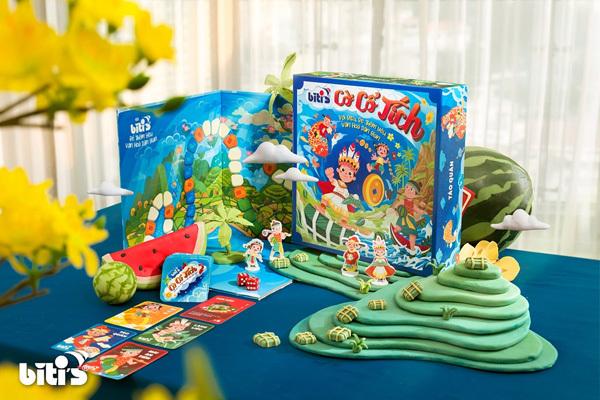 'Cờ Cổ Tích' - bộ trò chơi dành cho bé nhân dịp Tết Nguyên đán 2020-1