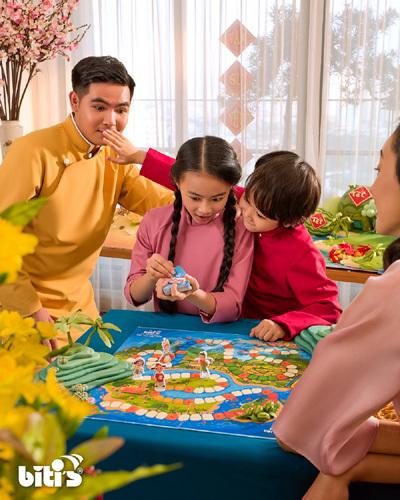 'Cờ Cổ Tích' - bộ trò chơi dành cho bé nhân dịp Tết Nguyên đán 2020-2