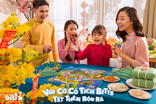 'Cờ Cổ Tích' - bộ trò chơi dành cho bé nhân dịp Tết Nguyên đán 2020-3