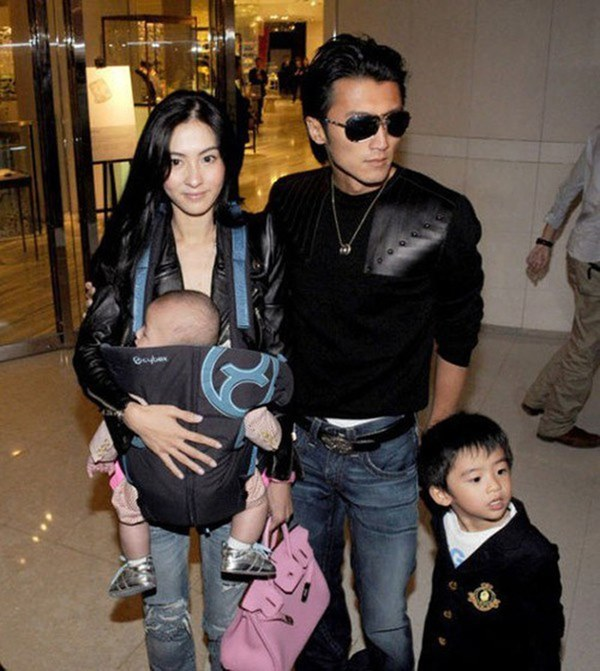 Tạ Đình Phong nói về tình cảm với Vương Phi, dân mạng lập tức mỉa mai đúng là người cha vô trách nhiệm-2