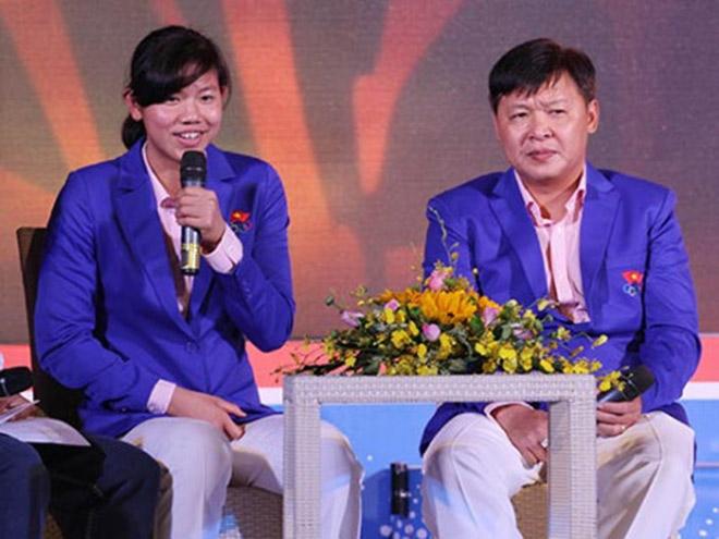 HLV của Ánh Viên nợ tiền Trang Trần vì cho sếp cũ vay 980 triệu đồng?-1