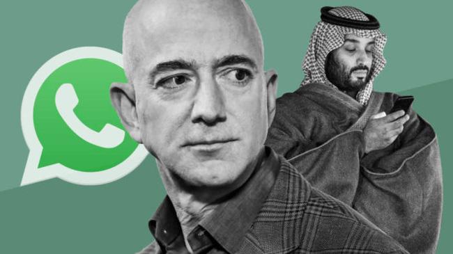 Thái tử Ả Rập Saudi hack điện thoại của tỷ phú Amazon, phanh phui chuyện ngoại tình khiến thế giới chấn động-1