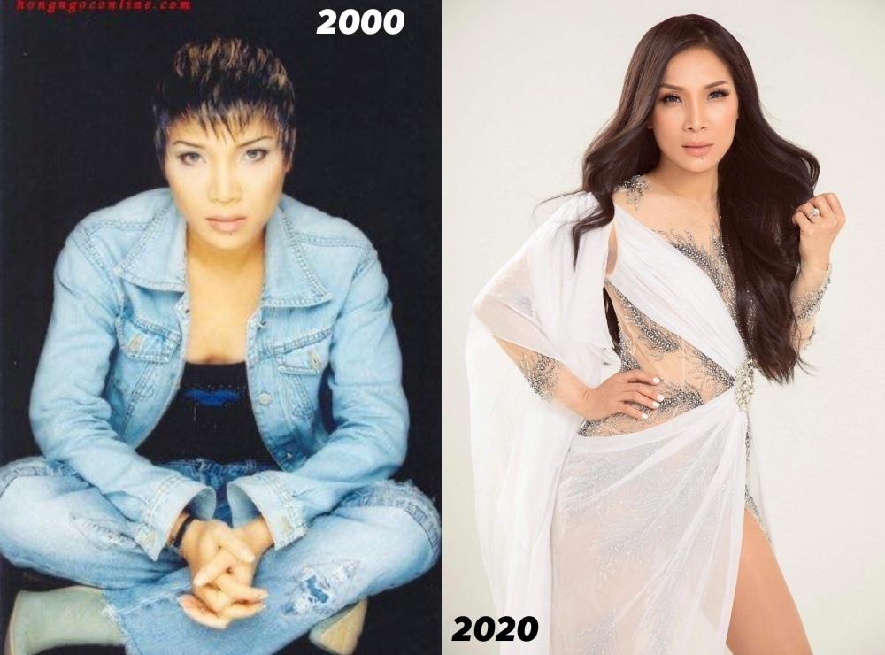 Hoa hậu chuyển giới Hoài Sa dự tiệc tất niên tại nhà Trọng Hiếu-15
