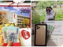 Trường người ta tặng quà Tết sinh viên: Có nơi vài triệu, có nơi tặng cả iphone 11