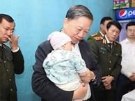 Hà Nội đề xuất trợ cấp cho con của 2 cảnh sát hy sinh ở Đồng Tâm