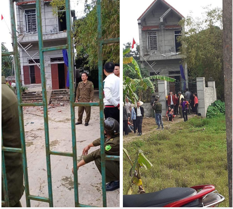 Nam Định: Nam sinh 16 tuổi tử vong sau tiếng nổ lớn ngày giáp Tết-1