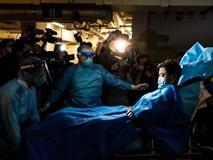 Toàn cảnh viêm phổi Vũ Hán: Nỗi khiếp sợ dịch bệnh ngay đầu năm mới khi số người mắc bệnh và tử vong tăng nhanh, lan ra nhiều nước