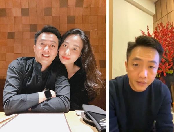 Không còn úp mở, Cường Đô La chính thức lên tiếng về tin đồn Đàm Thu Trang mang thai-1
