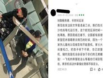 Xôn xao câu chuyện con bị sốt, nghi nhiễm virus viêm phổi Vũ Hán không được lên máy bay, bố mẹ nhẫn tâm bỏ lại khiến cộng đồng mạng phẫn nộ