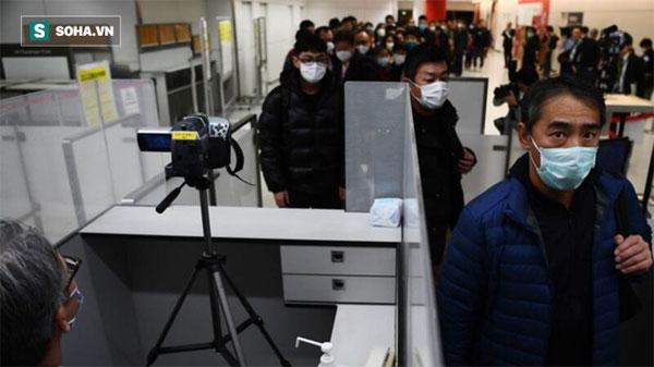Chuyên gia Hongkong sốc với bệnh viêm phổi Vũ Hán: Dịch bệnh gấp 10 lần so với SARS-1