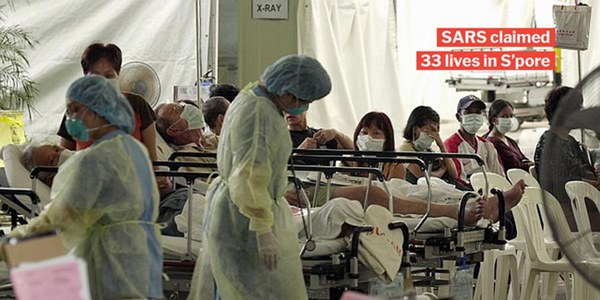 Dịch viêm phổi Vũ Hán bùng phát khiến thế giới hồi tưởng đến đại dịch SARS ám ảnh của 17 năm trước, cũng bắt nguồn từ virus corona-18