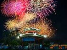Pháo vẫn nổ vang trời ở Hà Tĩnh