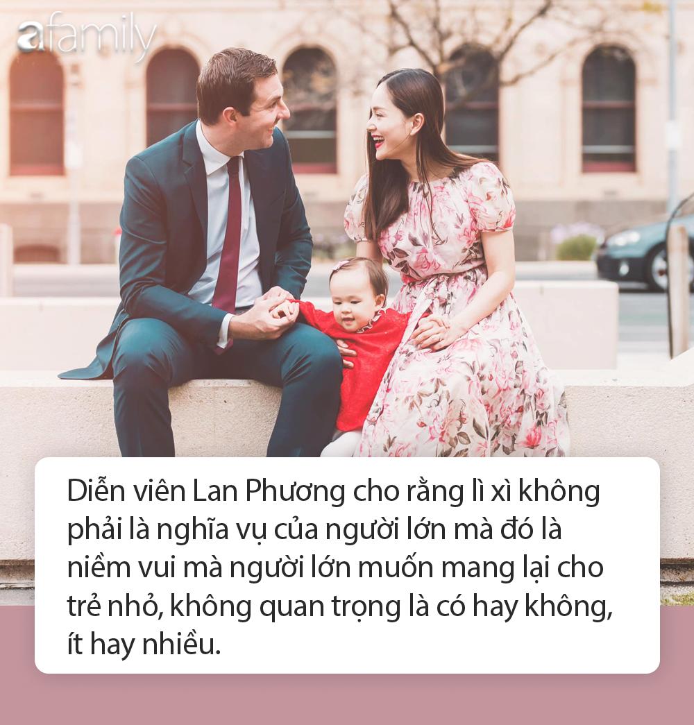 Sao Việt và những bài học dạy con trong cách ứng xử khi nhận lì xì ngày Tết-2