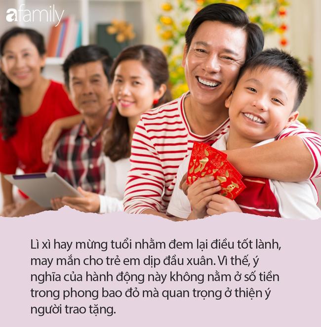 10 điều cha mẹ nên cùng con làm trong ngày Mùng 1 Tết: Vừa giúp trẻ gặp nhiều may mắn lại hiểu biết văn hóa dân tộc-3