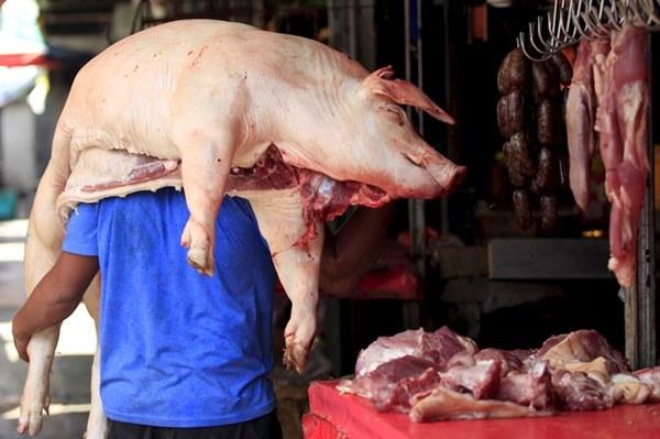 Bên trong khu chợ bùng phát virus corona tại Vũ Hán-7