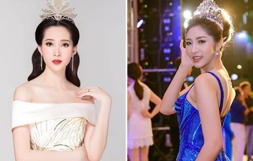 2 Hoa hậu miền Tây trùng họ tên: Nàng mang bầu kín như bưng, nàng khoe khắp facebook-1