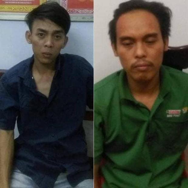 Lai lịch bất hảo của 2 kẻ đâm chết cảnh sát khu vực chiều 30 Tết-1