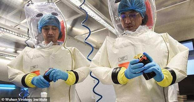 Virus Vũ Hán bị nghi là sản phẩm của phòng thí nghiệm, có liên quan đến chương trình chiến tranh sinh học của Trung Quốc-2