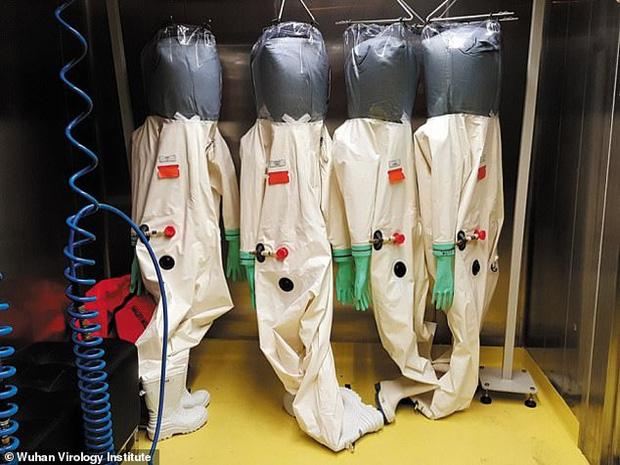 Virus Vũ Hán bị nghi là sản phẩm của phòng thí nghiệm, có liên quan đến chương trình chiến tranh sinh học của Trung Quốc-3