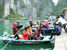 Lật đò ở vịnh Hạ Long, nữ du khách tử vong ngày mùng 1 Tết
