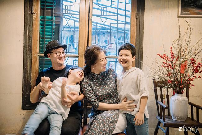 Ăn Tết kiểu gia đình Đan Lê - Khải Anh: Tết là đi du lịch để cả nhà được nghỉ ngơi bên nhau-1