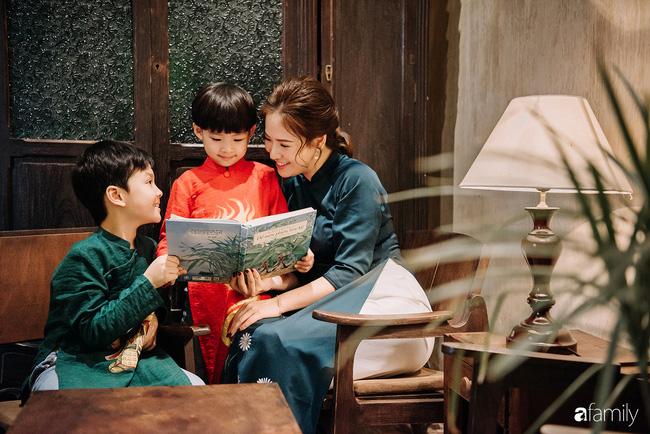 Ăn Tết kiểu gia đình Đan Lê - Khải Anh: Tết là đi du lịch để cả nhà được nghỉ ngơi bên nhau-8