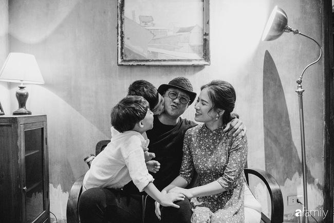 Ăn Tết kiểu gia đình Đan Lê - Khải Anh: Tết là đi du lịch để cả nhà được nghỉ ngơi bên nhau-19