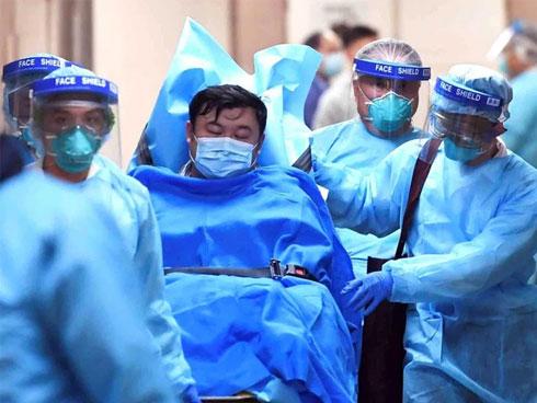 Giật mình trước sự lây lan virus corona trên bản đồ nhiệt: Ổ bệnh không còn là của riêng Trung Quốc nữa mà đã tiến triển trên toàn cầu