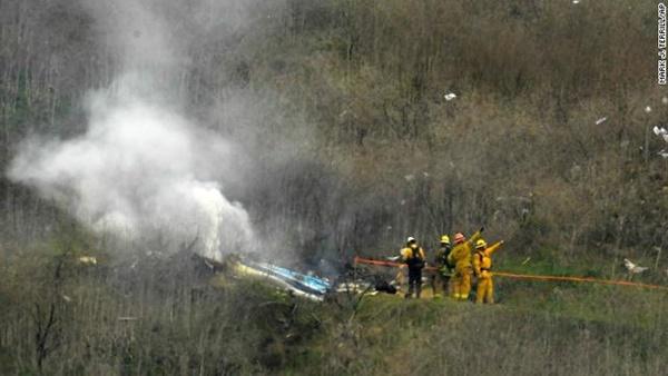 CHẤN ĐỘNG: Huyền thoại Kobe Bryant, con gái 13 tuổi và 3 nạn nhân thiệt mạng trong tai nạn trực thăng kinh hoàng sáng mùng 2-3