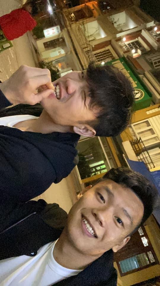 Xuân Trường cùng Thành Chung đi thăm thầy dịp Tết-3