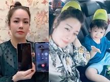 Mới mồng 3 Tết, Nhật Kim Anh đã van lạy xin gặp con vì chồng cũ