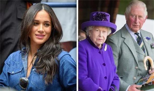 Từng từ chối lời đề nghị của Nữ hoàng Anh, nuôi mộng nổi tiếng toàn cầu giờ đây Meghan Markle ôm hối hận trong lòng-1