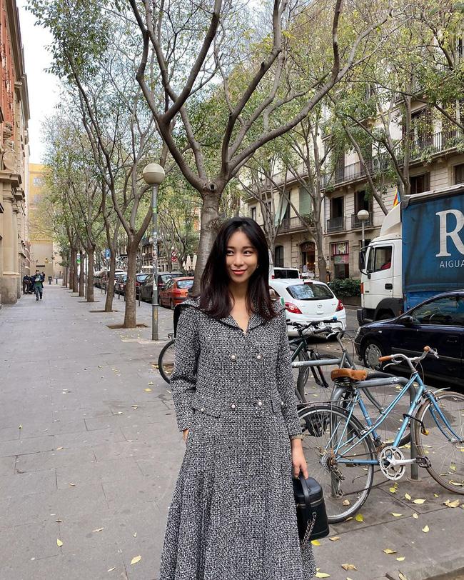 12 cách diện váy đẹp xinh nức nở, khiến chị em không thể cưỡng lại niềm mong mỏi được xúng xính ngay để du Xuân-10