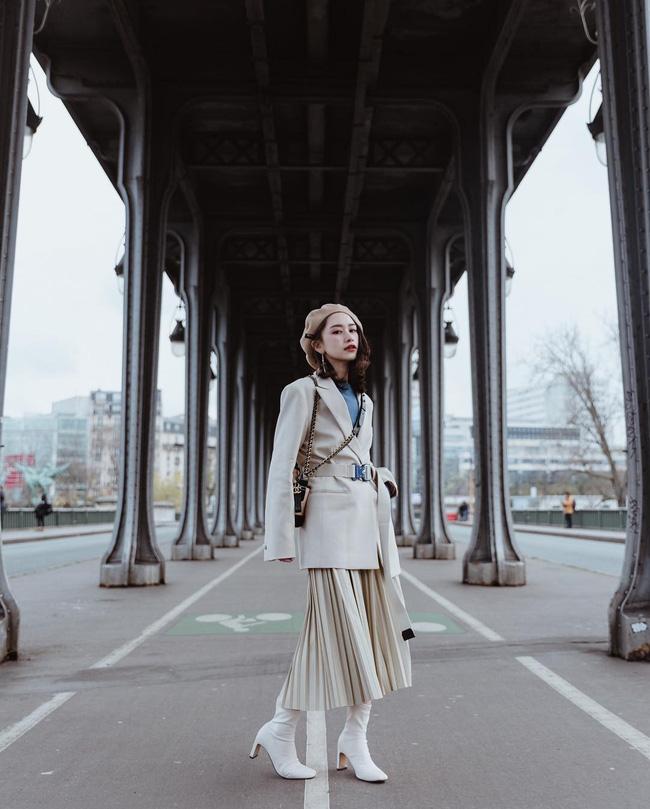12 cách diện váy đẹp xinh nức nở, khiến chị em không thể cưỡng lại niềm mong mỏi được xúng xính ngay để du Xuân-11