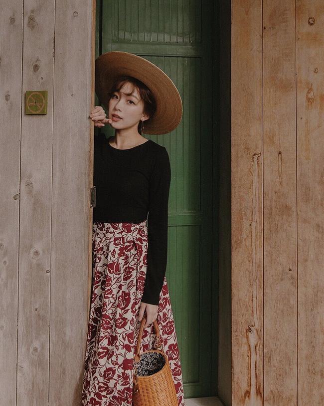 12 cách diện váy đẹp xinh nức nở, khiến chị em không thể cưỡng lại niềm mong mỏi được xúng xính ngay để du Xuân-9