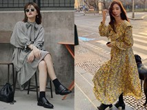 12 cách diện váy đẹp xinh nức nở, khiến chị em không thể cưỡng lại niềm mong mỏi được xúng xính ngay để du Xuân